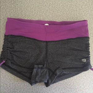 ROXY Workout Yoga Shorts